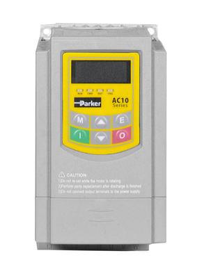 Variateur 0.55kW, filtre CEM