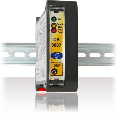Mikroschrittregler programmierbar, 45-160Vdc, 4-8.5Arms