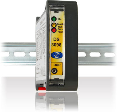 Mikroschrittregler programmierbar, 45-240Vdc, 4-10Arms