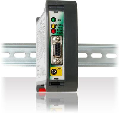 Mikroschrittregler mit Modbus-RTU (RS485), programmierbar, 45-160 Vdc, 4-8.5 Arms