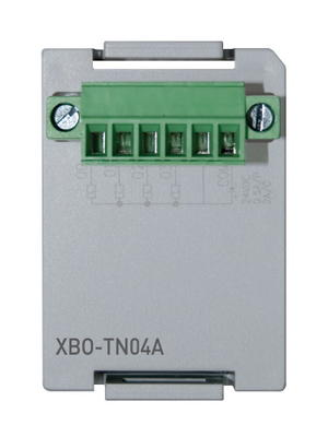 Optionsmodul 4 dig. Transistor-Ausgänge für XEC